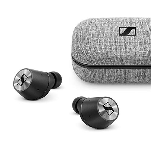 Sennheiser MOMENTUM True Wireless Cuffia Telefonica In-Ear con Touch Control, Transparent Hearing e Custodia per la ricarica