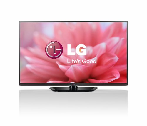 LG 50PN650T 50-inch Widescreen 1080p Full HD Plasma TV with Freeview HD/600Hz (New for 2013) - 1080p Plasma Zoll 50
