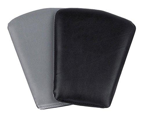 Preisvergleich Produktbild Walser 30221 Auto Knieschoner Kniepolster,  grau schwarz