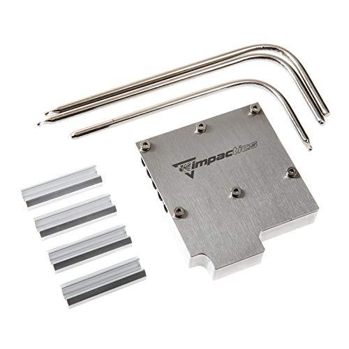 Nm10 Mini (Impactics Coolset ZO-5, für Zotac Atom+ION (NM10) Mini)