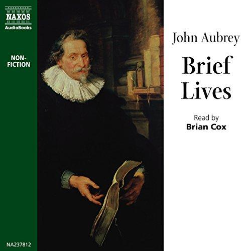 Brief Lives  Audiolibri