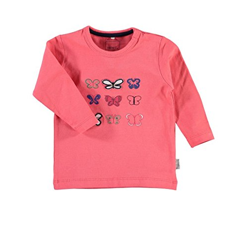 T-shirt Name It Gry Calypso Coral (sp) - Couleur - Rose, Taille - 4-6 Mois