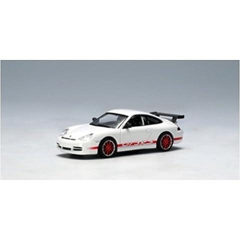 AUTOart 1/64 model car Porsche 911 (996) GT3 RS '04
