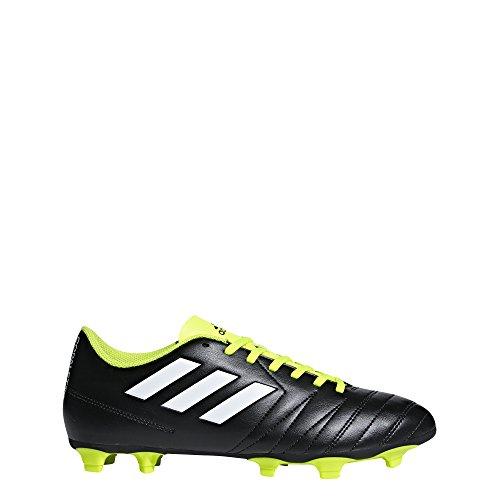 adidas Herren Rasen-Fußballschuhe Copaletto Fxg, Schwarz (Schwarz/Weiß/Gelb 000), 47 1/3 EU (Schuhe Herren Adidas Rasen Fußball)