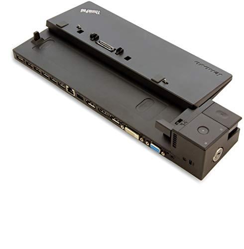 Lenovo 40A20090EU ThinkPad EU Ultra Dockingstation (90 Watt) (Generalüberholt)