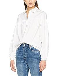 SELECTED FEMME Damen Bluse Sfwicki Ls Shirt Ex