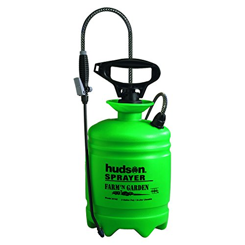 Poly Sprayer (HUDSON, H D MFG CO - Farm & Garden Sprayer, Translucent Poly Tank, 2-Gals.)