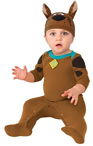 Rubie's Scooby DOO Kostüm Klassische - Scoobydoo Baby Kostüm