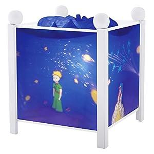 Trousselier 4330WGB 12V Magic Lantern Little Prince Noche Lámpara