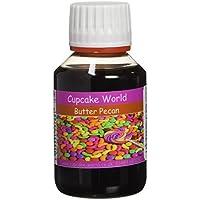 Cupcake World Aromas Alimentarios Intenso Pecan de Mantequilla - 100 ml