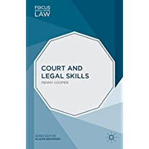 Court and Legal Skills (Focus on Social Work Law)