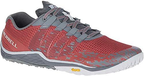 Merrell Trail Glove 5, Zapatillas Deportivas para Interior para Hombre, Marrón (Burnt Henna), 43.5 EU