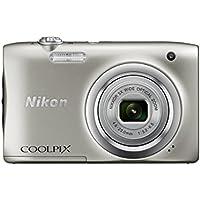 Nikon Coolpix A100 Kamera silber