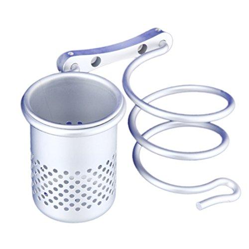 txxci-wall-mounted-aluminum-hair-dryer-holder-hair-dryer-storage-rack-straightener-holder-silver