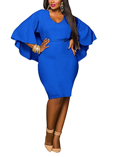 minetom-femme-ete-grande-taille-robe-sexy-batwing-robe-de-cocktail-solide-couleur-loisir-slim-bodyco