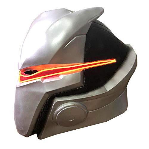 Yacn LED Maske Kostüm für Jungen Erwachsene Cosplay -