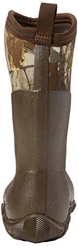 Bottes Muck Fieldblazer 2 Mid, Bottes En Caoutchouc Homme Brown (brun Chocolat / Realtree Xtra)