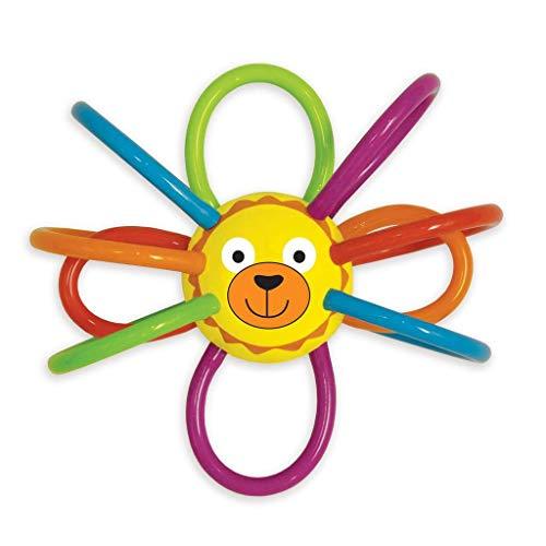 Manhattan Toy Jouet de Premier Age - Zoo Winkels Lion