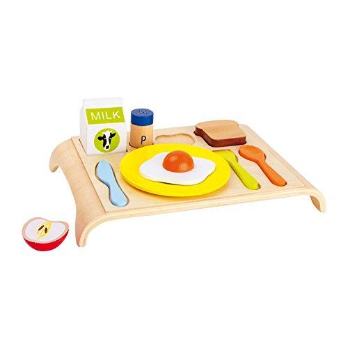 Legler - 2020800 - Imitazione Gioco - Cucina - Vassoio in legno...