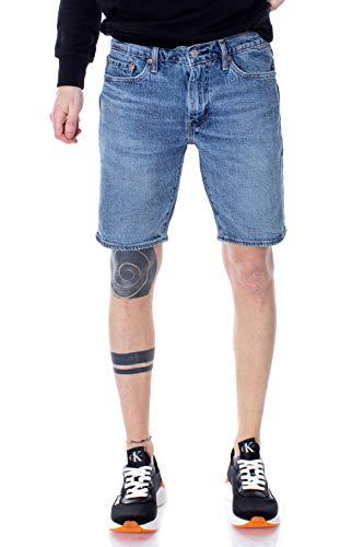 Levi´s ® 511 Shorts Slim FIT Herren Kurze Hose Hemmed COHO Creek W32 (Levis Kurze Hosen)