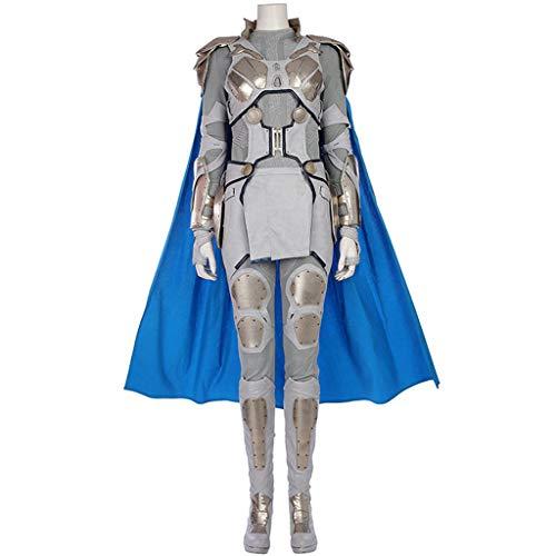 Kostüm Valkyrie - Kostüm Verkleidung, Raytheon 3 Female Valkyrie COS Kleidung Valkyrie Komplettset Film Cosplay Kostüm Kleidung Full Set (remarks Shoe Size)-L