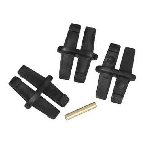 Schneider DF22AP Sicherungshalter Tesys, Montage-Set für DF22, 1 Stift 3 Klammern -