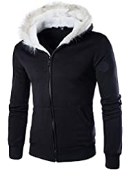 Jeansian Los Hombres De Moda Chaqueta De La Capa Ocasional Men Fashion Coat Casual Jackets 9049