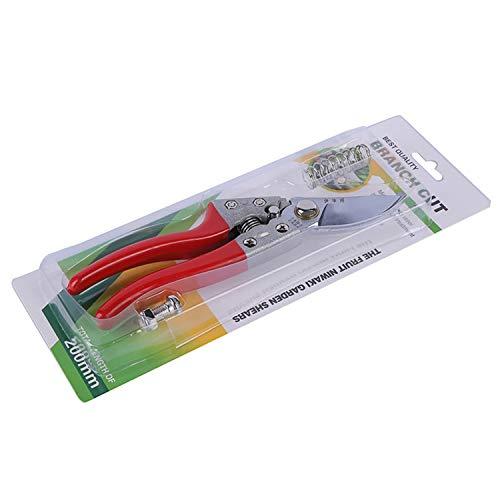 HONG-YANG Gartenschere Gartenbau Schere 8 Zoll Zweige Gartenschere Gärtner Blumen Handwerkzeuge reparieren Hardware Werkzeuge
