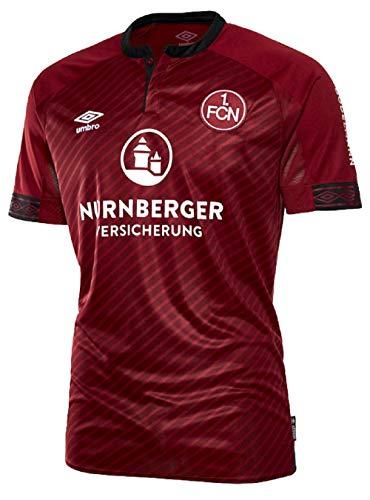 Umbro Herren FC Nurnberg Home SS Jersey, rot, L