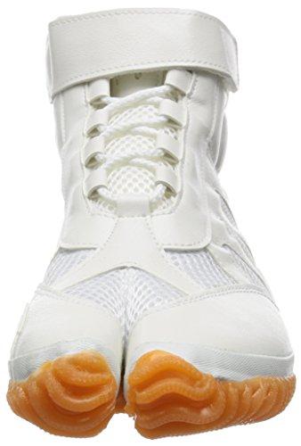 Festival Matsuri Jogging Jikatabi Schuhe - Direkt aus Japan (Marugo) Weiß