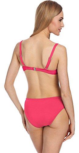 Merry Style Damen Bikini Set B 50 GO Rosa