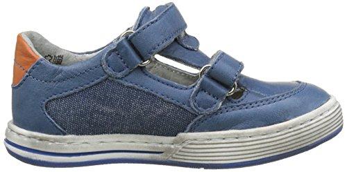 Little Mary Biagio, Sandales Bout Fermé Garçon Bleu (*Sauvage Jeans)