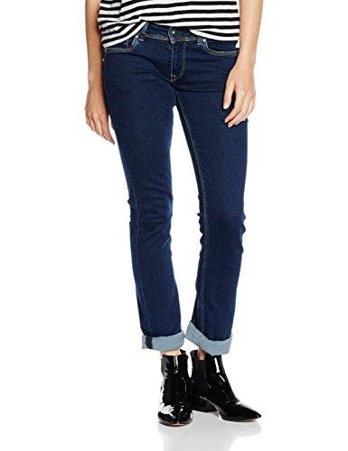 pepe-jeans-damen-saturn-jeans-blau-denim-000-i01-w27-l32-herstellergre-27