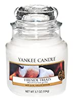 Yankee Candle Duftkerze Fireside Treats Housewarmer 105 Gramm