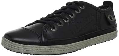 Kickers Amalgum, Chaussures à lacets homme - Noir, 45 EU