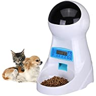 UMEI 3litre Automatic Pet Feeder for dog and cat (Automatic Feeder M66)