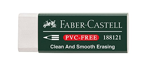 Faber Castell White Eraser for Crayon