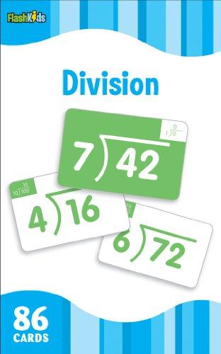 Division (Flash Kids Flash Cards)