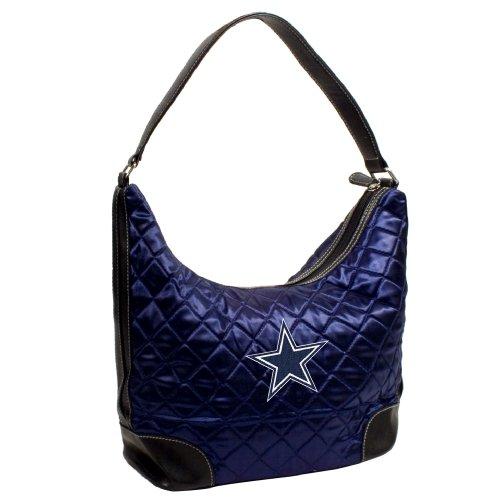 littlearth-151470-dallas-cowboys-quilted-hobo-handbag