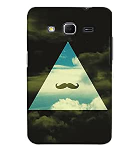Samsung Galaxy CORE PRIME MULTICOLOR PRINTED BACK COVER FROM GADGET LOOKS