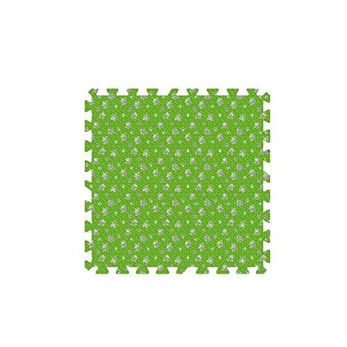 Daqin Jardín Mat 30 * * 1 CM Puzzle 1CM60 Dot Floral