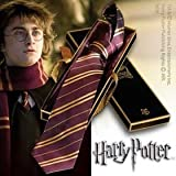 Harry Potter's Gryffindor House Tie by The Noble Collection