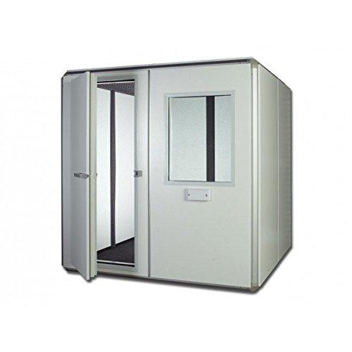 GiMa–Kabine audiometrica Pro 45S–216x 216x H 245cm
