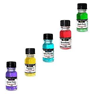5 Ancient Wisdom Duftöle (Inhalt jeweils 10ml) aus unserem Sortiment (selbst wählen oder zusammenstellen lassen) (5 Öle selbst auswählen)