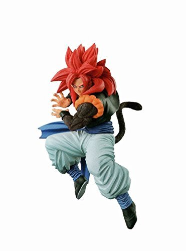 Banpresto Dragon Ball GT SCultures BIG SPECIAL Super Saiyan 4 Gogeta
