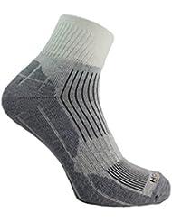 Horizon Herren Fielding Cricket Quarter Coolmax Socken