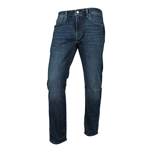 Levi's Herren Tapered Fit Jeans 502 Regular Taper, Blau (Crocodile Adapt 0160), W36/L34 (Herstellergröße: 36 34)