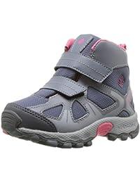 Columbia Childrens Peakfreak XCRSN Mid WP, Zapatillas de Senderismo para Niñas