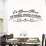 sybdnr 30 * 75 cm wandaufkleber vinyl wandtattoo tapete kunst küche fliesen abziehbilder dekoration