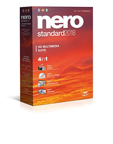 Nero Standard (2018) Software